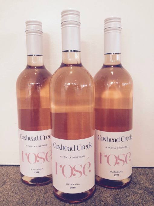 Coxhead Creek Rose Anna 2016