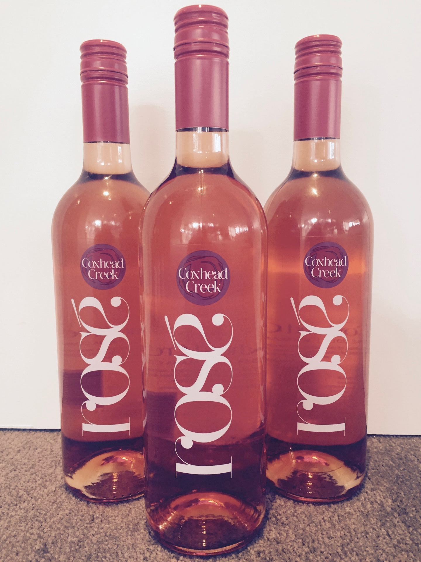 Coxhead Creek Rose 2014